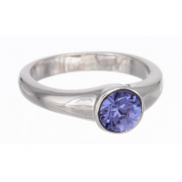 "Ring ""Solitaire"" - tanzanite"