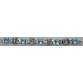"Armband ""Tiffany"" - aqua"