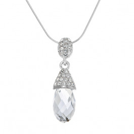 "Kette ""Dream Briolette"" - crystal"