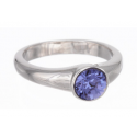 "Ring ""Solitaire"" - tanzanite"