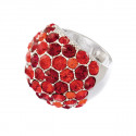 "Ring ""Coccinella"" - light siam"